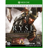 игра для Xbox One Ryse: Son of Rome Legendary Edition