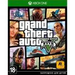 игра для Xbox One Xbox One Grand Theft Auto V