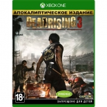 игра для Xbox One Deadrising 3 Apocalypse Edition