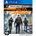 игра для PS4 Tom Clancy's The Division PS4