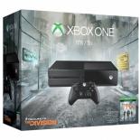 игровая приставка Microsoft Xbox One 1 ТБ + игра Tom Clancy's The Division