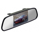 зеркало заднего вида Silverstone F1 Interpower Mirror 4,3, с монитором