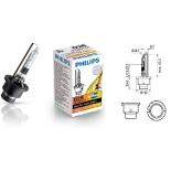 лампа автомобильная ксеноновая Philips Vision 85126VIC1 (35 Вт)