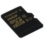 карта памяти Kingston SDCA10/16GBSP 16Gb class10