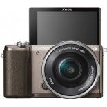 цифровой фотоаппарат Sony Alpha A5100 Kit (SEL-1650), бронзовый