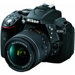 цифровой фотоаппарат Nikon D5300 KIT AF-P DX 18-55mm VR, чёрный