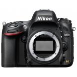 цифровой фотоаппарат Nikon D610 body, черный