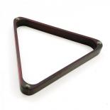 треугольник бильярдный Weekend Billiard (60 мм), махагон