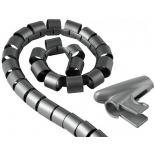 кабель (шнур) Hama H-20601 (00020601), Серебристый