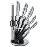 ножи (набор) Kelli KL-2124 (9 предметов)