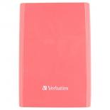 жесткий диск Verbatim 53170 Коралловый