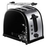 тостер Russell Hobbs 21971-56, черный