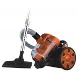Пылесос Home Element HE-VC-1802, черный/оранжевый