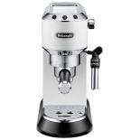 кофеварка De Longhi EC 685.W, белая
