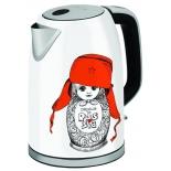 чайник электрический Polaris PWK 1715СА, Белый