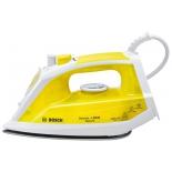 утюг Bosch TDA 1024140, белый/желтый