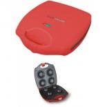 прибор для выпекания кексов Ves V-TO-3-R, красный