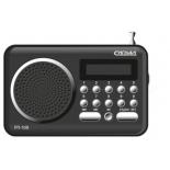 радиоприемник Сигнал РП-108, черный