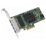 сетевая карта внутренняя Lenovo ThinkServer I350-T4 PCIe 1Gb 4 Port Base-T Ethernet Adapter by Intel (4XC0F28731)