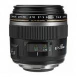 объектив для фото Canon EF-S 60mm f/2.8 Macro USM (0284B007)