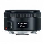 объектив для фото Canon EF 50mm f/1.8 STM (0570C005)
