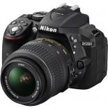 цифровой фотоаппарат Nikon D5300 KIT (AF-S DX 18-140mm VR), черный