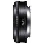 объектив для фото Объектив Sony 20mm f/2.8 (SEL-20F28)