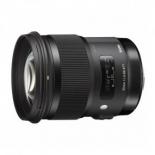 объектив для фото Sigma AF 50 mm f/1.4 DG HSM Art Canon