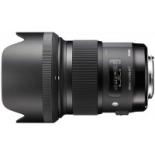 объектив для фото Sigma AF 50mm F/1.4 DG HSM/A Nikon
