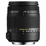 объектив для фото SigmaAF 18-250mm f/3.5-6.3 DC OS HSM Macro Nikon F