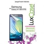 защитная пленка для смартфона LuxCase  для Samsung Galaxy A7 SM-A700F
