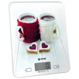 кухонные весы Vitek VT-2424 W Белые