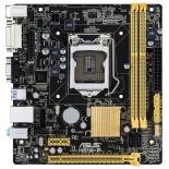 материнская плата ASUS H81M-P (mATX, LGA1150, Intel H81, 2x DDR3)
