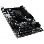 материнская плата MSI 970A-G43 PLUS, USB 3.1