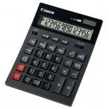 калькулятор Canon AS-888, 16-разрядный, чёрный