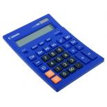 калькулятор Canon AS-888-BL, 16-разрядный, синий