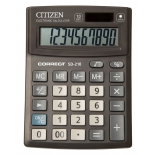 калькулятор Citizen Correct SD-210 Чёрный