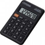 калькулятор Citizen LC-310N, 8-разрядный (чёрный)