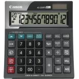 калькулятор Canon AS-220RTS, 12-разрядный, чёрный