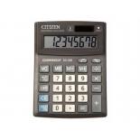 калькулятор Citizen Correct SD-208 8-разрядный чёрный