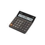 калькулятор Casio DH-16 коричневый