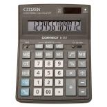 калькулятор Citizen Correct D-312 12-разрядный чёрный