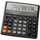калькулятор Citizen SDC-640 II 14-разрядный чёрный