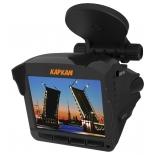 автомобильный видеорегистратор Каркам Комбо 2 с радар-детектором