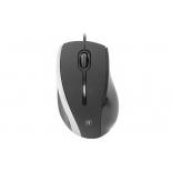 мышка Defender MM-340 USB, Черная/серая