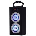 портативная акустика Supra BTS-650 (с дисплеем)