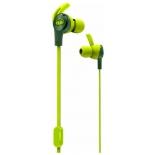 гарнитура для телефона Monster iSport Achieve, зеленая