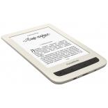 электронная книга PocketBook 625 Basic Touch 2 8Gb, бежевая