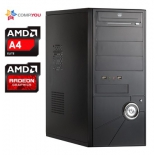 CompYou Home PC H555 (CY.348681.H555), купить за 15 230 руб.