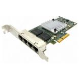 сетевая карта внутренняя Intel E1G44HTBLK PCI-E